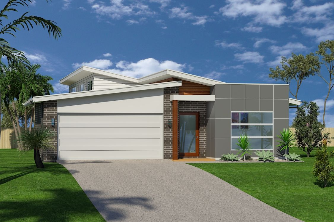 Gj Gardner Home Designs Bridgewater 215 Facade 1 Visit