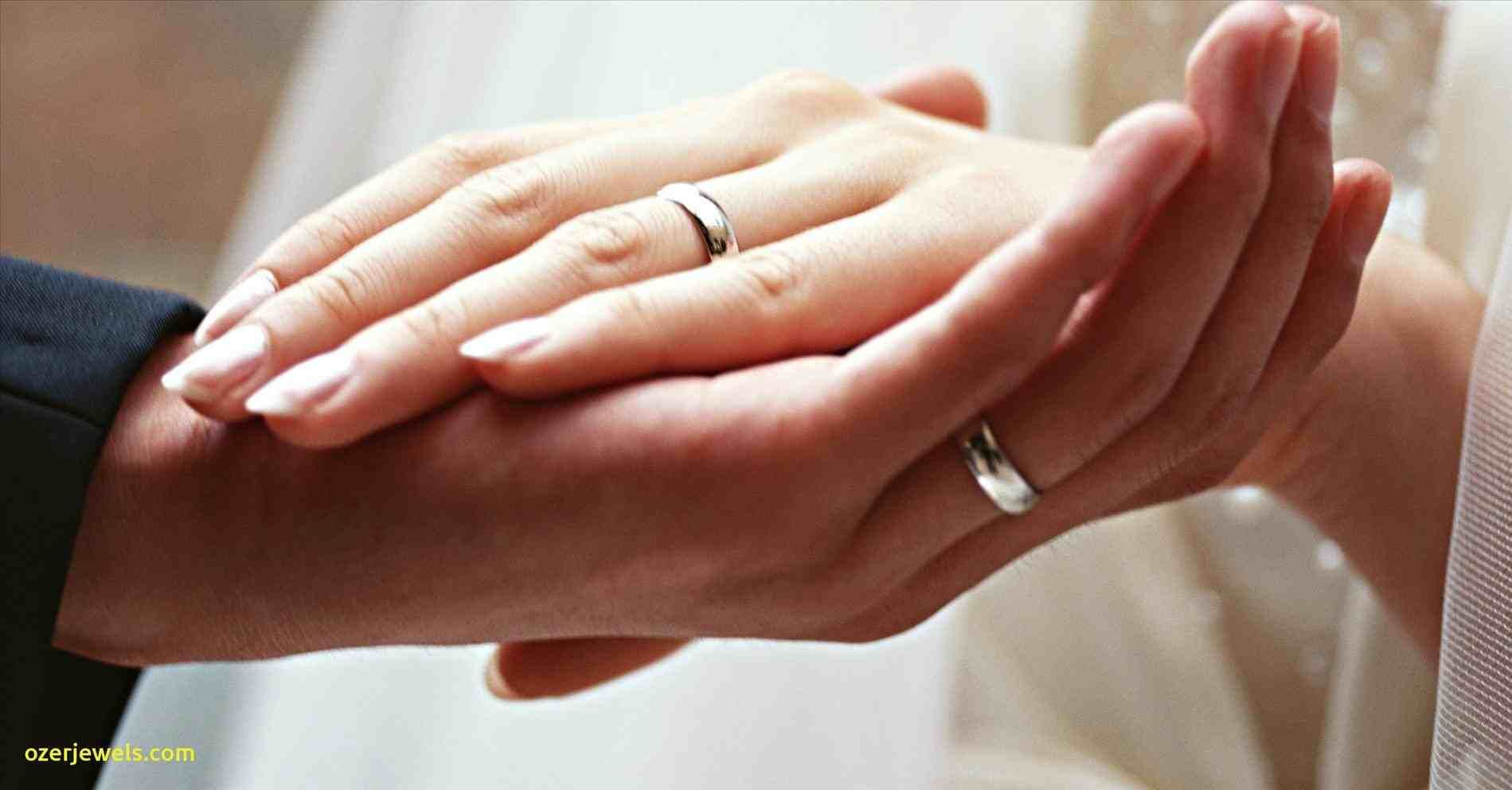 Wedding Rings Holding Hands Boat Wedding Happy Marriage