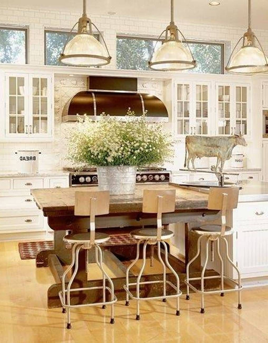 Farmhouse Decorating Ideas Adorable Farmhouse Kitchen