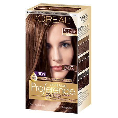 loreal paris superior preference decadent chocolate
