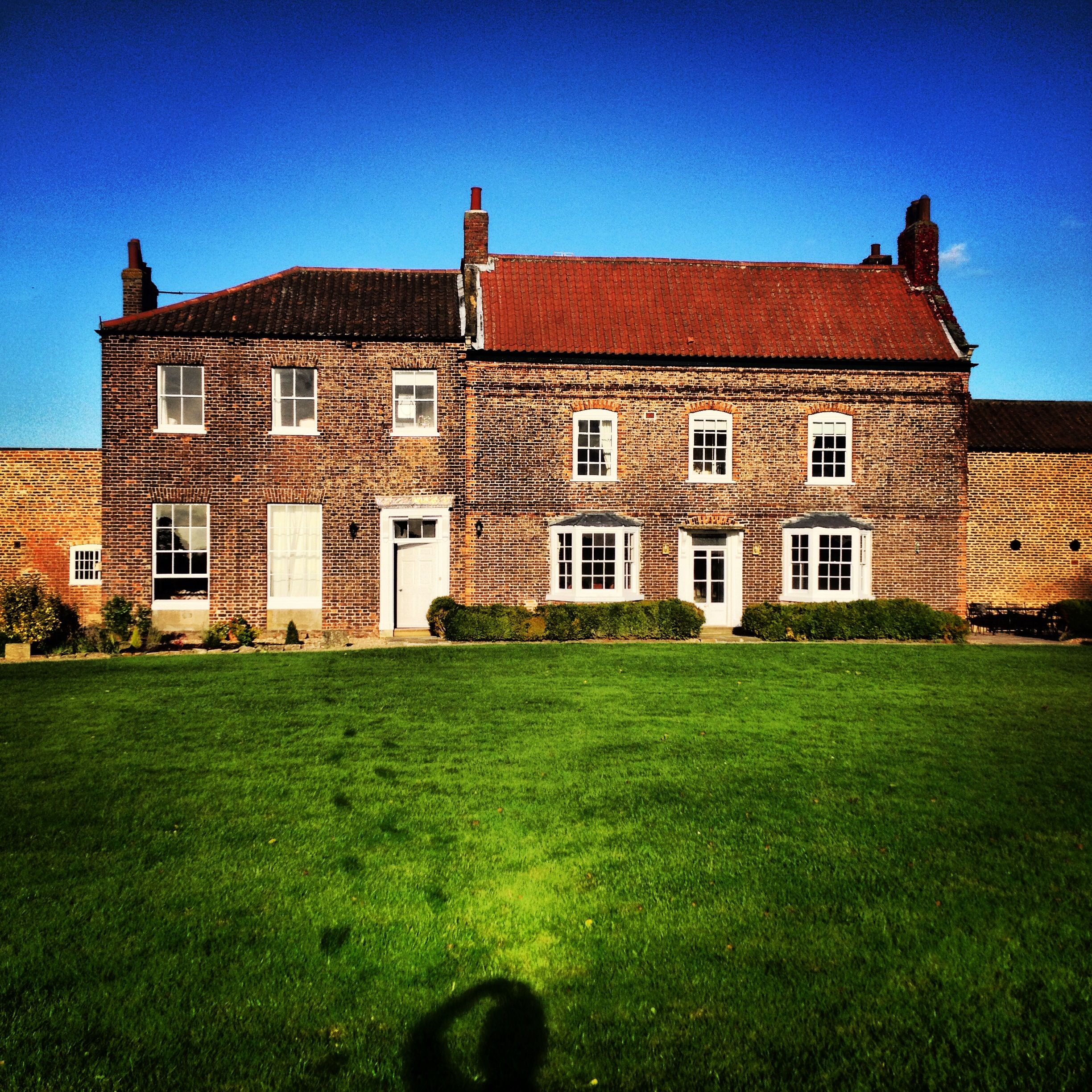 Lovely place to work at hornington manor