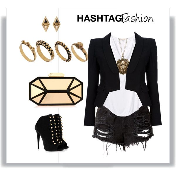 """""""Untitled #75"""" by hastagfashion on Polyvore"""