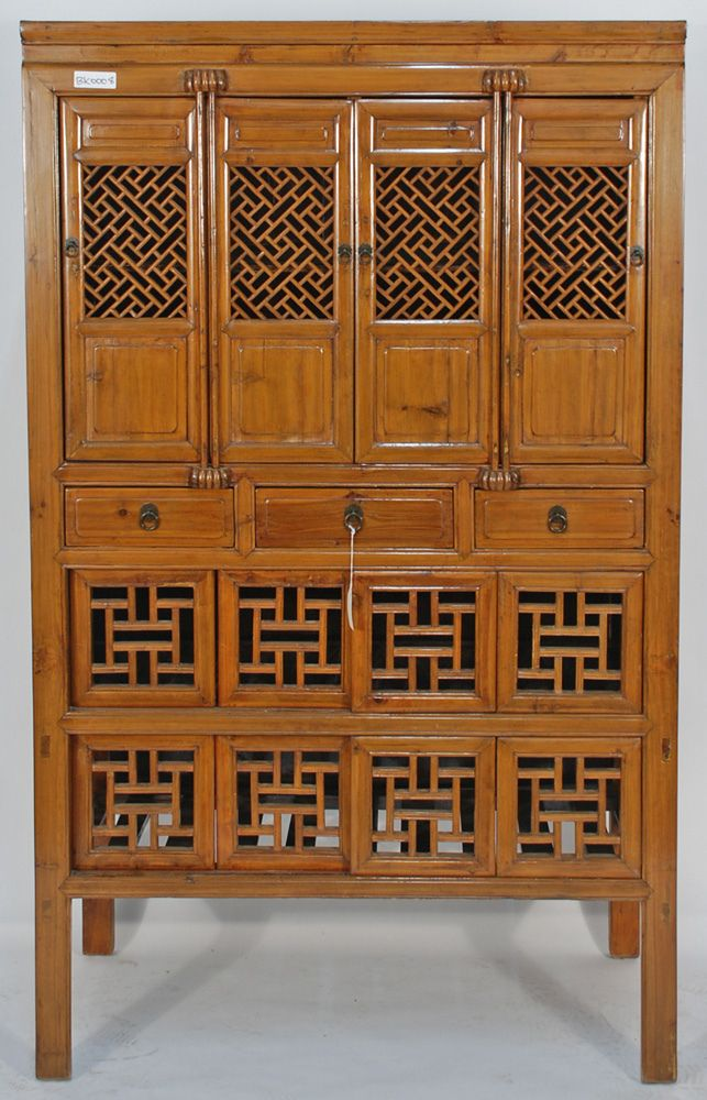 Best Bk0008Y Antique Chinese Kitchen Cabinet A Stunning 400 x 300