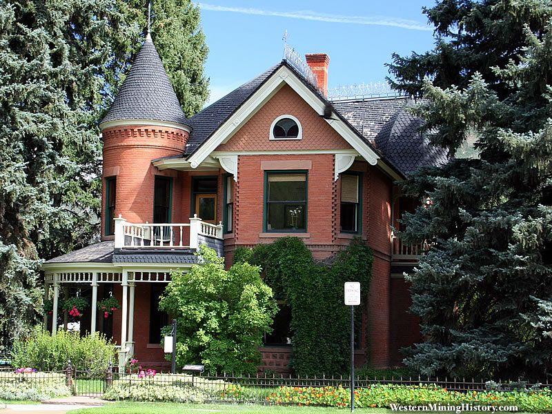 victorian home aspen colorado cool houses victorian homes rh pinterest com