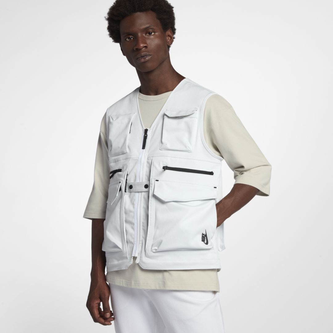 89a8af332c69 NikeLab Collection Men's Utility Vest Size M (Off White) | Products ...