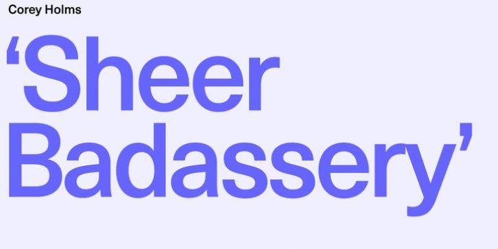 Neue Haas Unica Pan European font download | Fonts | Sans