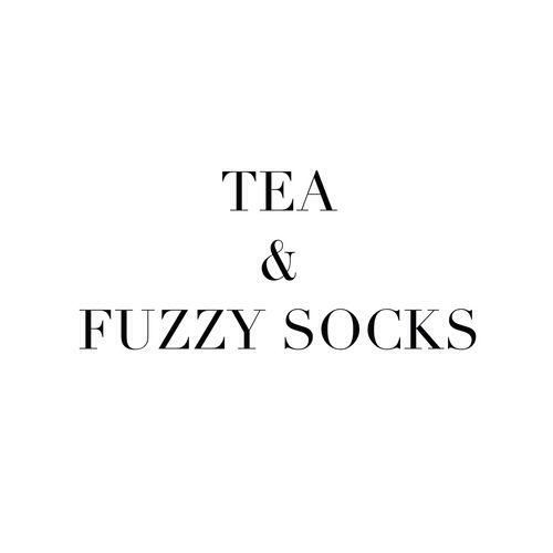 Tea & Fuzzy Socks kinda day. First day in my appartment that I've needed to turn on the heat