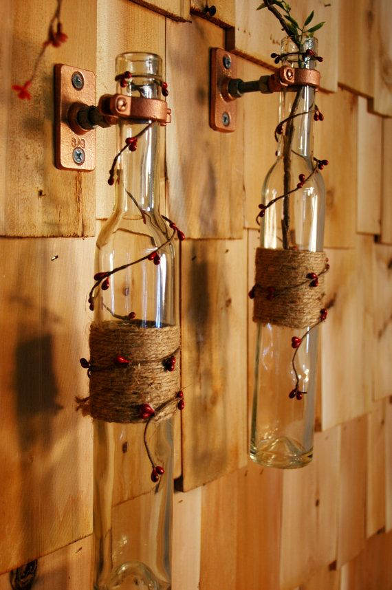 free jar with order gorgeous pip berry wine bottle stem holders by pineknobsandcrickets. Black Bedroom Furniture Sets. Home Design Ideas