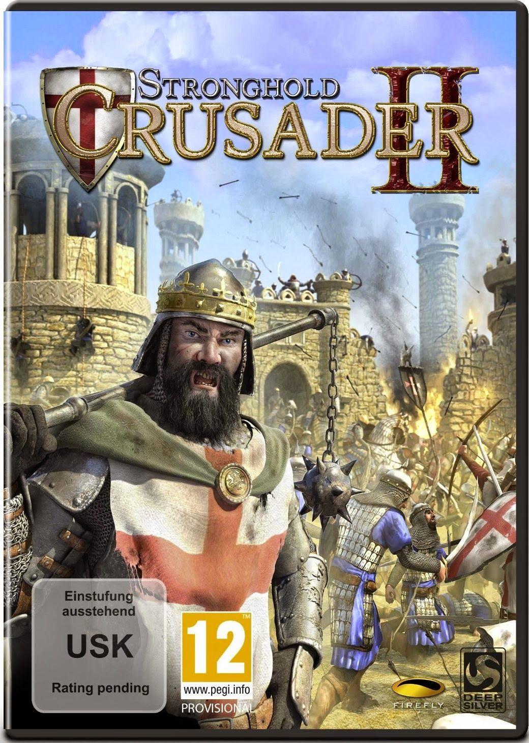 stronghold crusader free download for laptop