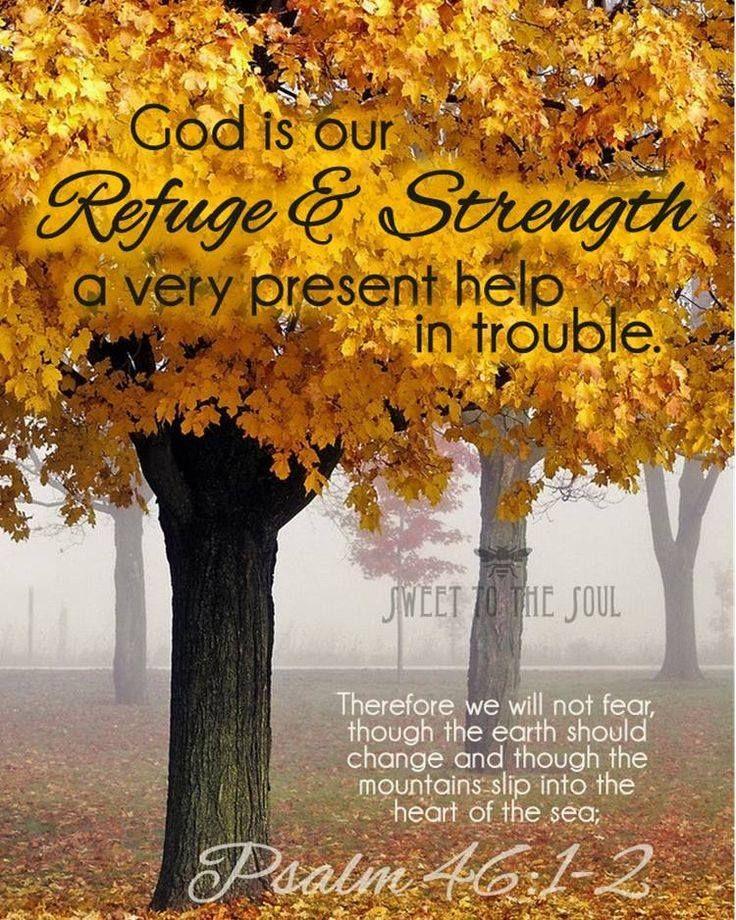 PSALM  46: 1-2