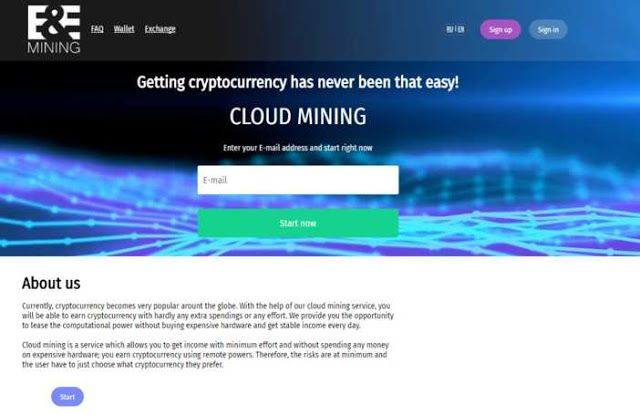 cloud mining review