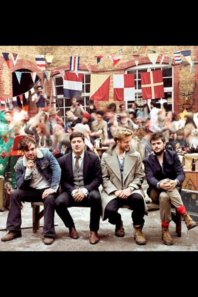Mumford & Sons - Gentlemen of the Road