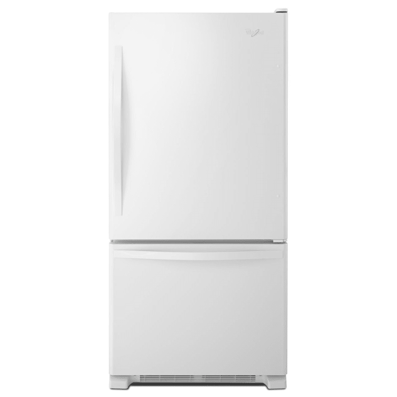 Whirlpool Wrb322dmb In 2020 Bottom Freezer Refrigerator Refrigerator Glass Shelves