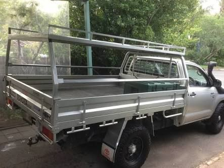 Magnificent How To Build A Ute Canopy Frame Ornament - Picture Frame ...