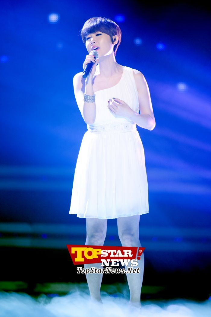Byul(☆), 'A sweet ballad'…Filming of MBC Music's 'Show Champion'