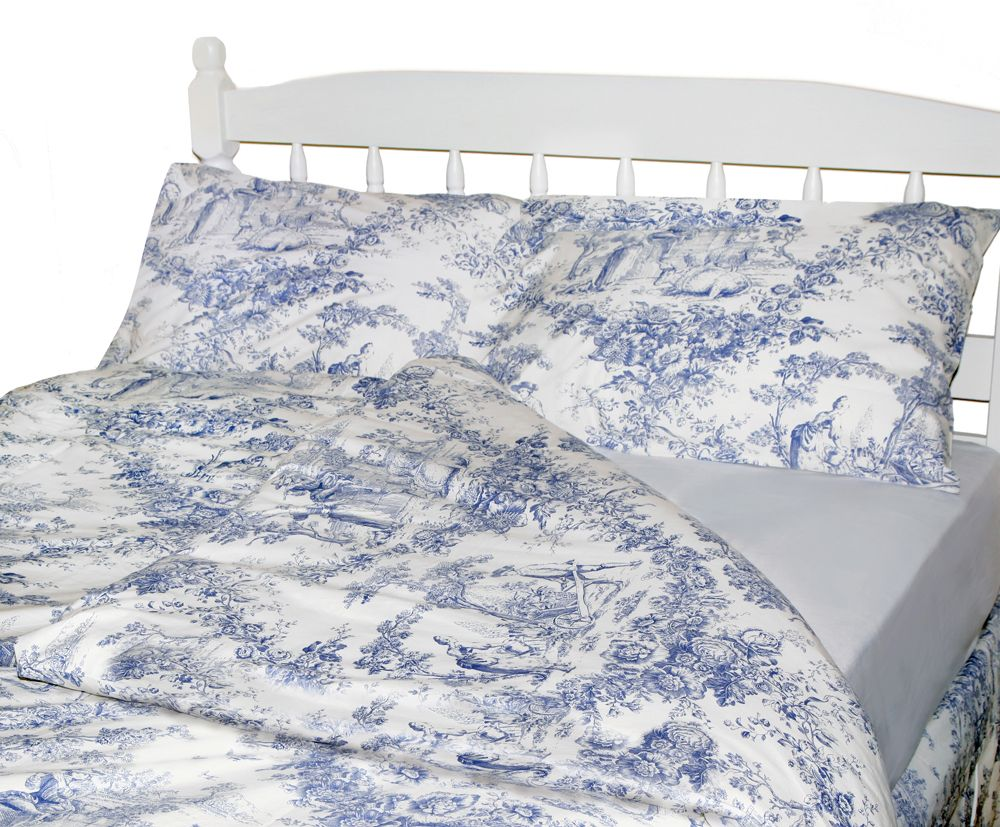 Blue and white toile bedding - 17 Best Images About Repair Redecorate Current House On Pinterest Guest Rooms Linen Company And Baby Grand Pianos
