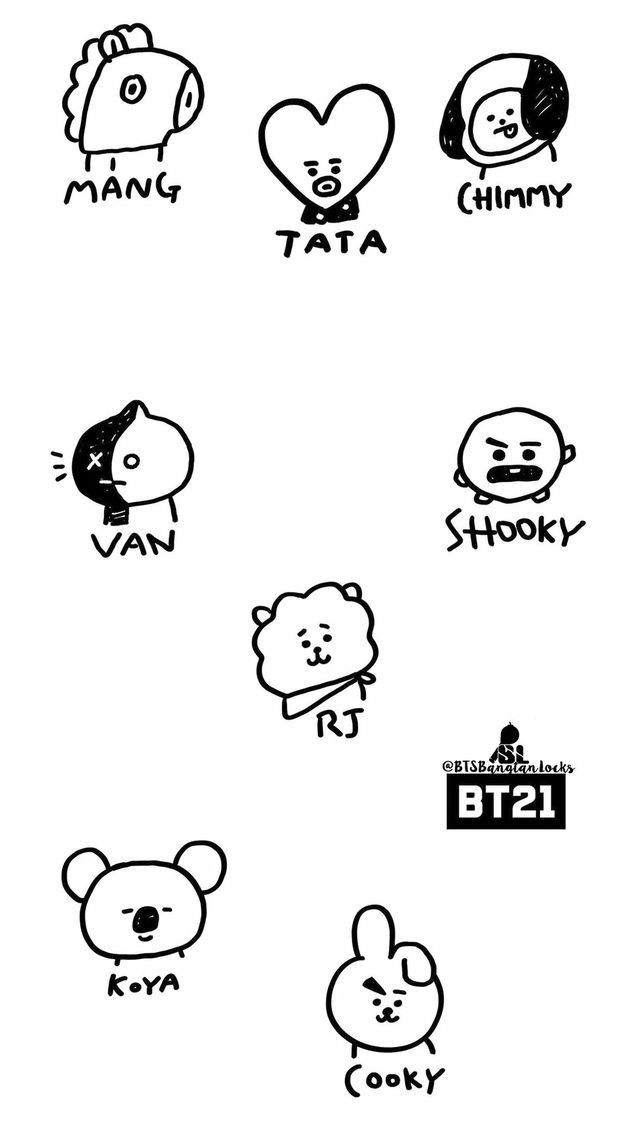 Pin By Jiayu On Wallpaper Bts Oppas Bts Miembros
