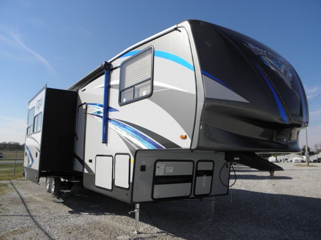 2018 Forest River Vengeance 348a13 Toy Hauler Forest River Toy
