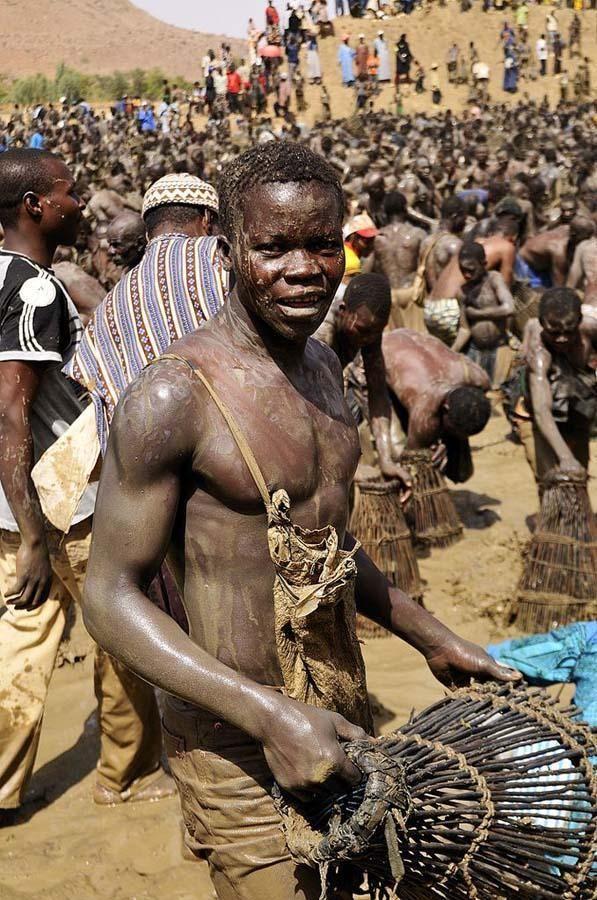 Antogo The Sacred Dogon Fishing Ritual Of Mali Antogo Africa
