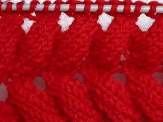 Punto explicado en http://domosed-ka.ru/knitting/gorizontalnyie-kosyi