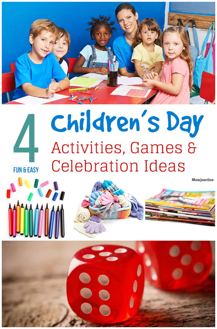4 Fun Children S Day Activities Games And Celebration Ideas