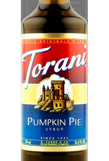Pumpkin Pie Syrup #coffee #treat
