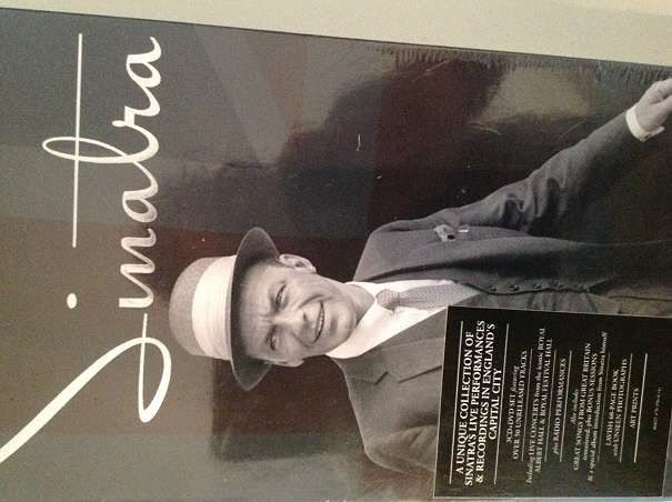 Sinatra London, London [3 CD/ DVD][Box Set] Box set Frank Sinatra Format: Audio CD, € 40,- (1010 Wien) - willhaben.at