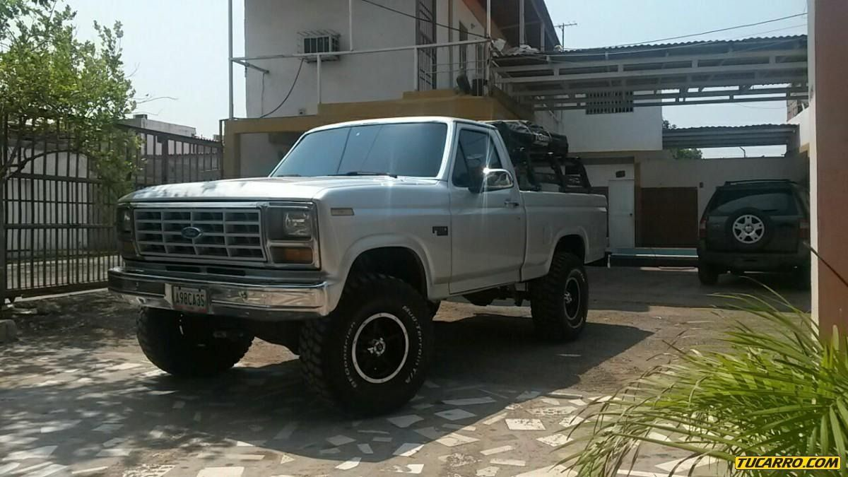 Tu Carro Com >> Ford F 150 Pick Up 4x4 A A Sincronico Tucarro Com