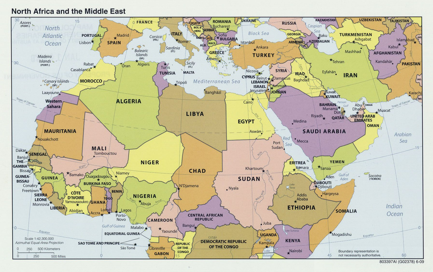 Middle East And Africa Map.North Africa Middle East Africa Pinterest Africa North Africa
