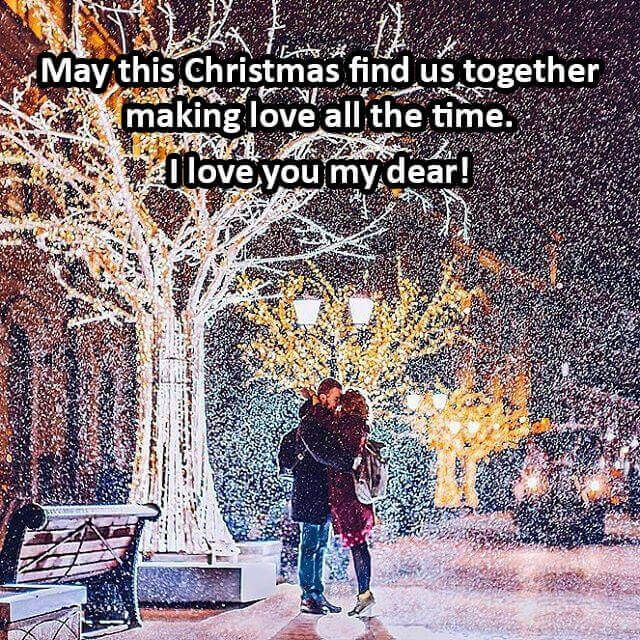 50 Best Christmas Love Quotes for Her & Him to Wish with