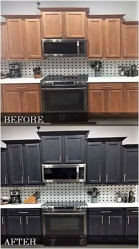 Top 5 Things to Know When Painting Your Kitchen Cabinets ...