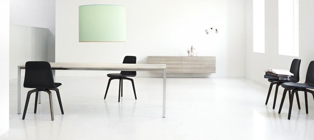 Table less is more by dk3 du danemark