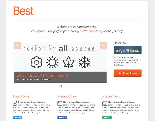 15 Free Responsive WordPress Themes You can\'t Afford to Miss ...