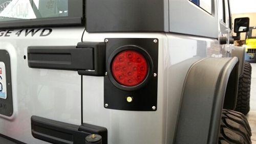 150 Rockridge 4wd Led Tail Light Conversion Kit Flush Mount 4