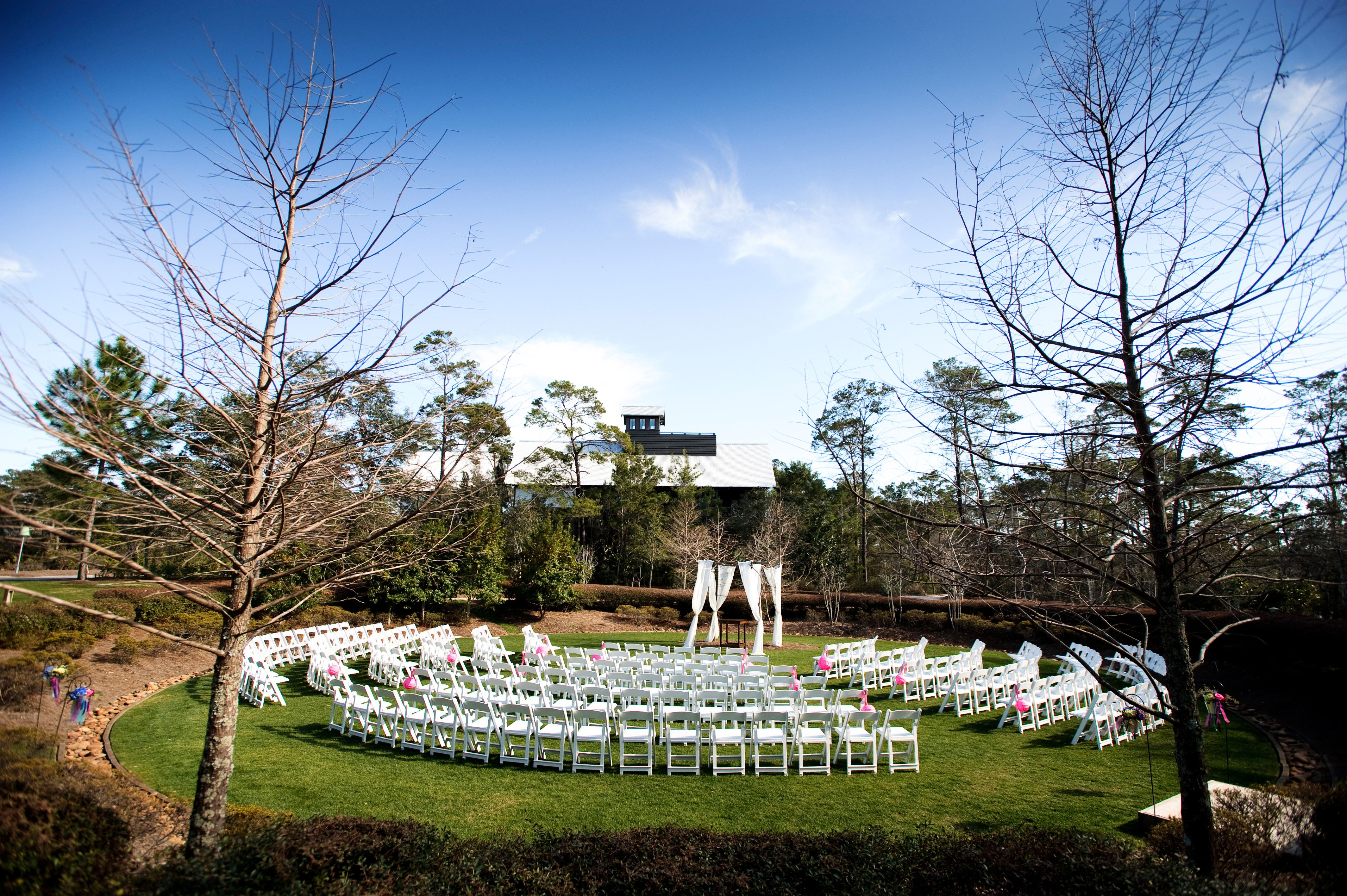 From Private Beach Ceremonies To Sophisticated Ballrooms Watercolor Inn Resort Wedding Venues Cater Every Possibility And Are A Short Drive