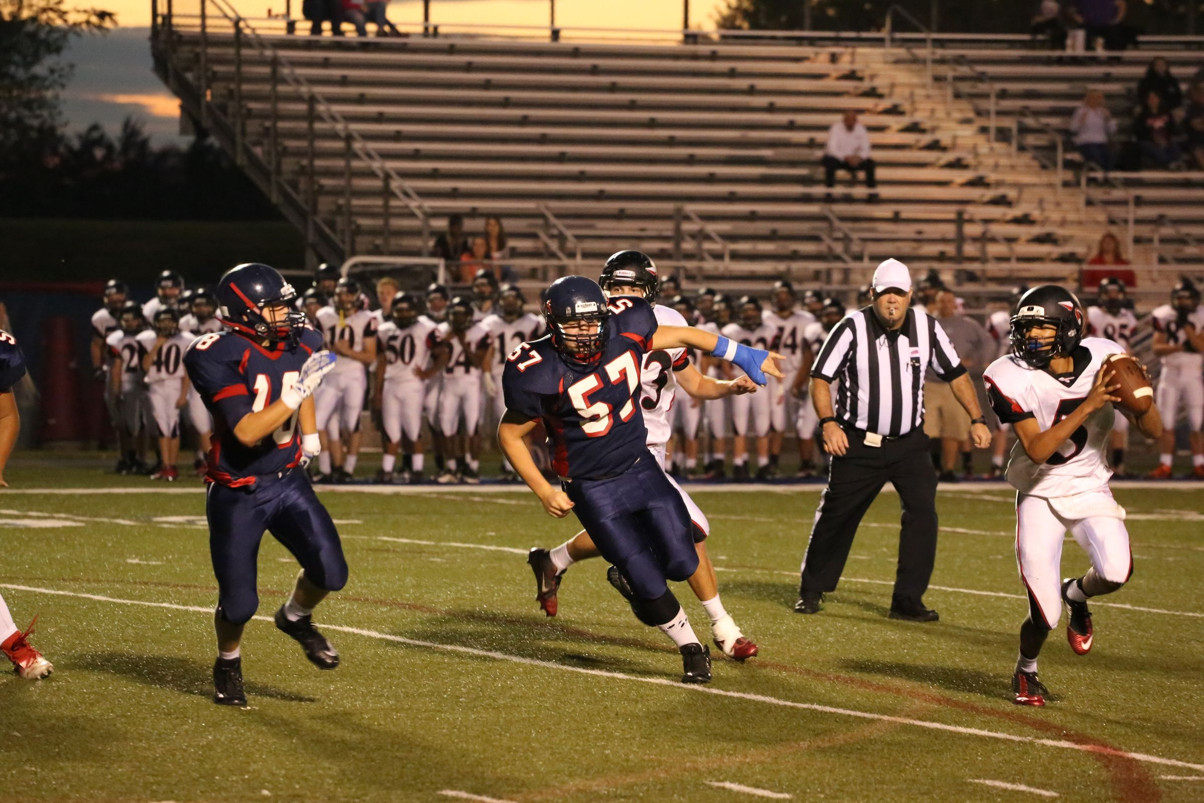2015 liberty high school football high school football