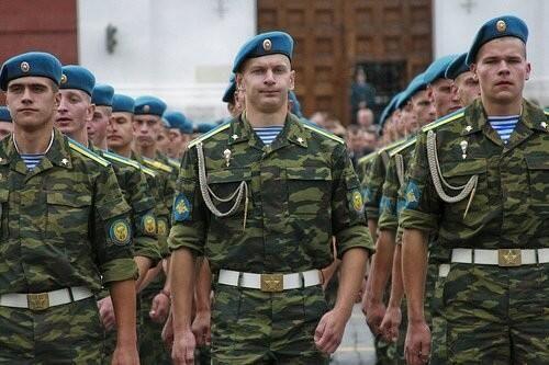 ロシア空挺軍#ロシア軍 #空挺 pic.twitter.com/dV0JfdcMD4