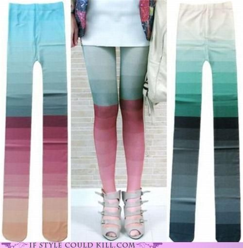 Yeah... I want these (love leggings!)