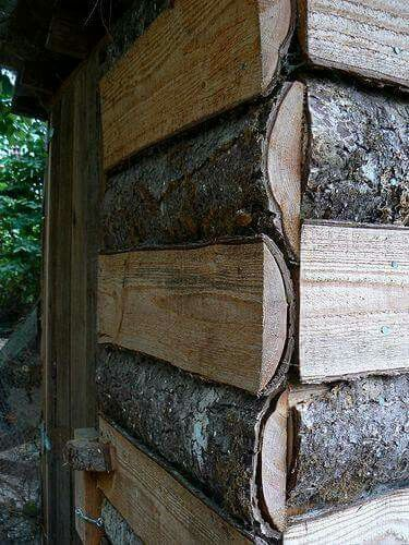 Cheap Way To Finish Off Exterior Cabin Decor Diy Storage Shed