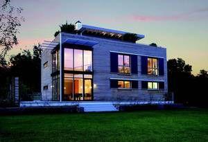 Haus Mit Dachterrasse Bauen eine luxusform der dachterrasse wurde bei diesem individuell