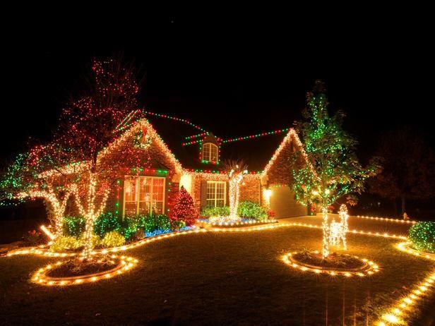 Christmas Light Installation Denver Colorado Springs Exterior Christmas Lights Decorating With Christmas Lights Christmas House Lights