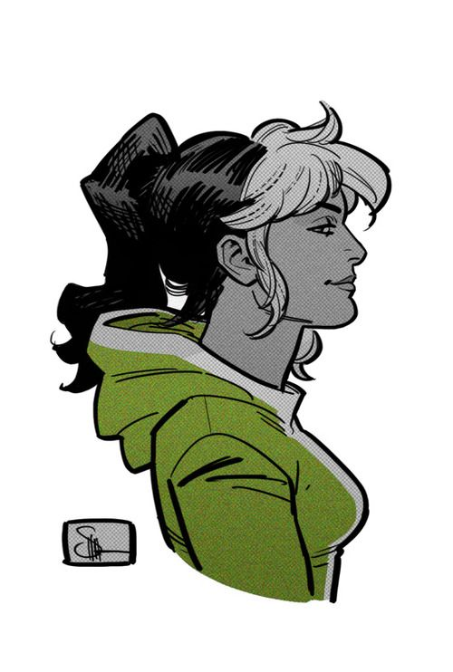 "Rogue by Evan ""Doc"" Shaner"