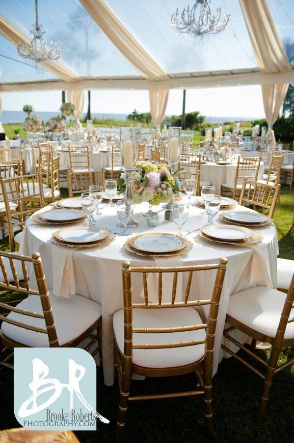 Simply Amazing Elegant Sea Island Wedding St Simons And Jekyll