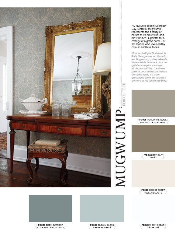 Style At Home with Beauti-Tone -Mugwamp Collection Paint Colors