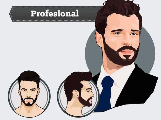 Los tipos de barba que te harán guapo, según la forma de tu cara