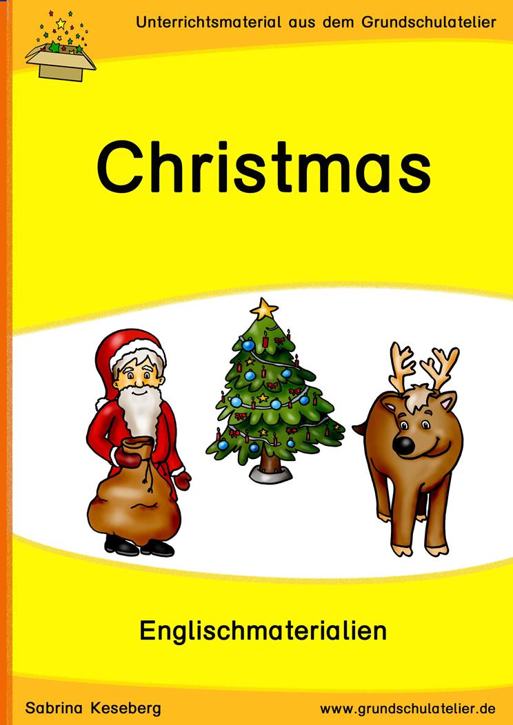 christmas weihnachten unterrichtsmaterial f r die grundschule englisch grundschule. Black Bedroom Furniture Sets. Home Design Ideas