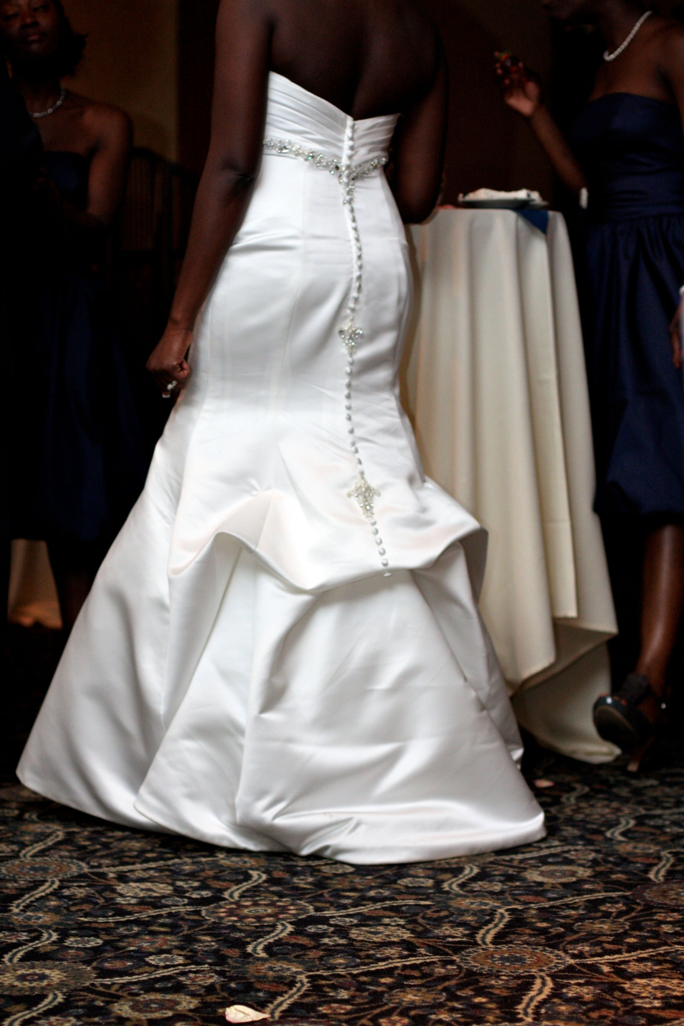 The bustle wedding dresses  Pin by Legacy and Alterations By Rebecca on Wedding dress bustle