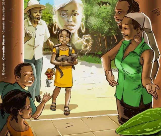 Kendy Joseph: A Story In Pictures: The Woman In The Evil