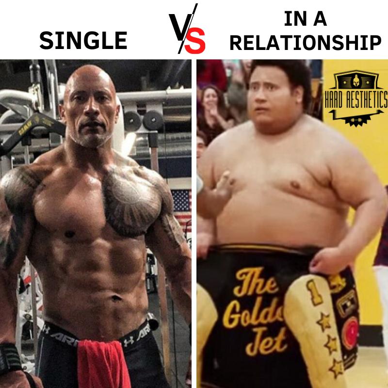 Hard Aesthetics Gym-Memes in 2020 | Gym memes, Workout ...