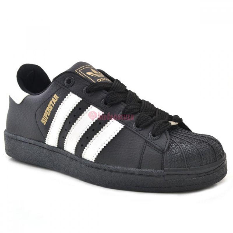 Adidas Superstar Cocuk Spor Ayakkabi Siyah Beyaz Adidas Siyah Ayakkabilar